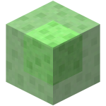 Block slime in Minecraft