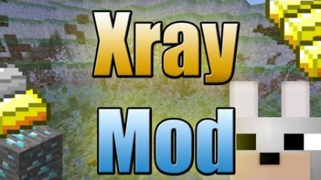 XRay for Minecraft 1.8.1