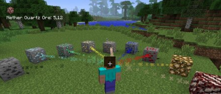 Scenter for Minecraft 1.7.5