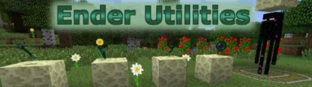 Ender Utilities for Minecraft 1.7.10