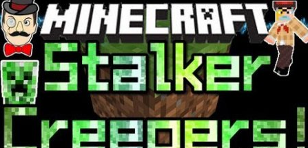 Stalker Creepers Minecraft 1.7.2