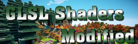 GLSL Shaders for Minecraft 1.7.2