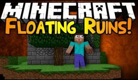 Floating Ruins for Minecraft 1.7.2