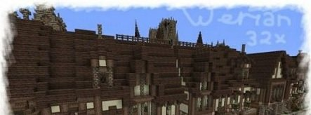 Werian HD [32x] for Minecraft 1.7.5