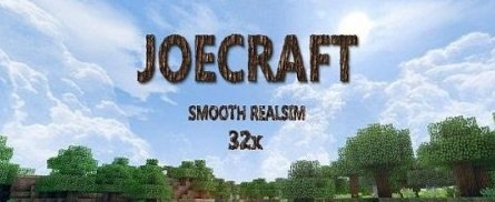 JoeCraft [32x] for Minecraft 1.7.5