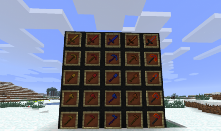 M-Ore for Minecraft 1.7.2