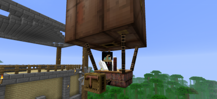 SteamShip for Minecraft 1.7.2