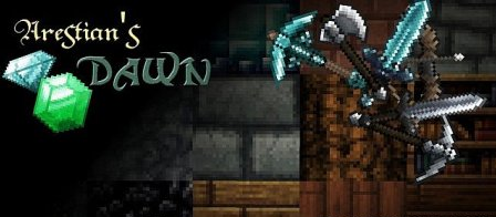 The Arestian's Dawn for Minecraft 1.7.2