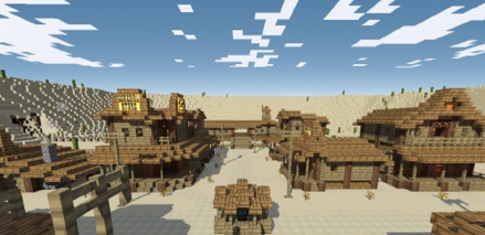 Desperado Resource Pack for Minecraft 1.7.2
