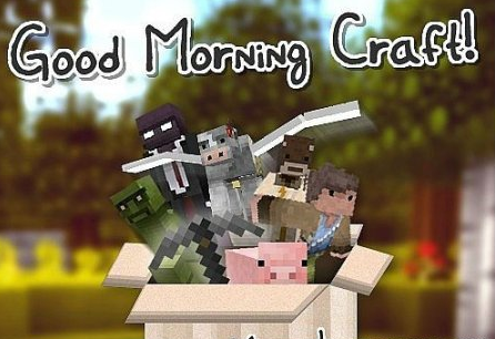 GoodMorningCraft [16x] for minecraft 1.7.5