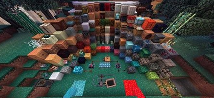 Aedena HD [32x] for Minecraft 1.7.9