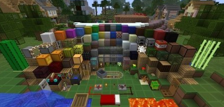 Simple Texture Pack for Minecraft 1.7.10