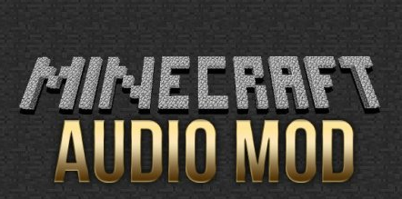 AudioMod for Minecraft 1.7.2