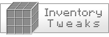 Inventory Tweaks for Minecraft 1.8