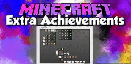 Extra Achievements for Minecraft 1.8