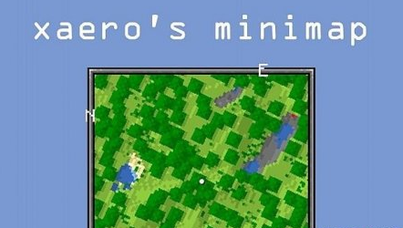Xaero's Minimap for Minecraft 1.8