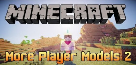 More Player Models 2 for Minecraft 1.8