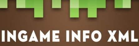 nGame Info XML for Minecraft 1.8