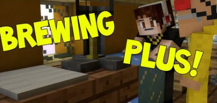Brewing Plus for Minecraft 1.8