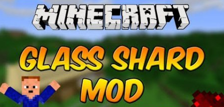 Glass Shards for Minecraft 1.8