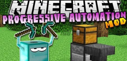 Progressive Automation for Minecraft 1.8