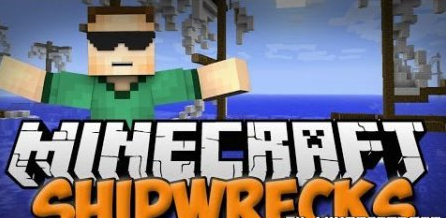 Shipwrecks for Minecraft 1.8