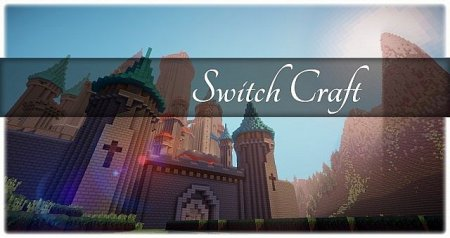 Switch Craft for Minecraft 1.7.5