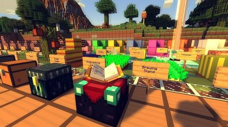SmoothSta [16x] for Minecraft 1.7.5