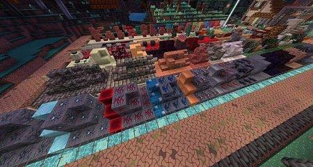 Aedena HD [32x] for Minecraft 1.7.5