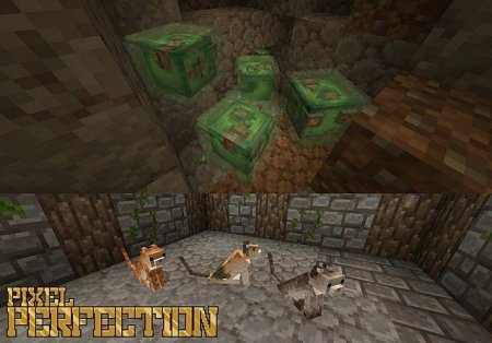 Pixel Perfection [16x] for Minecraft 1.7.9