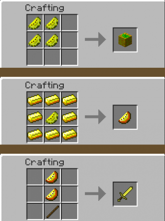 Pineapple Mod for Minecraft 1.7.2