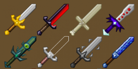 More Swords for Minecraft 1.7.2