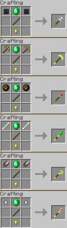 Wonderful Wands for Minecraft 1.8