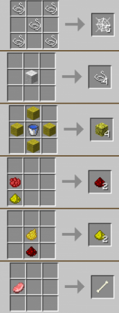 Simple Recipes for Minecraft 1.8