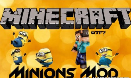 Minions for Minecraft 1.8