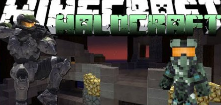 HaloCraft for Minecraft 1.8