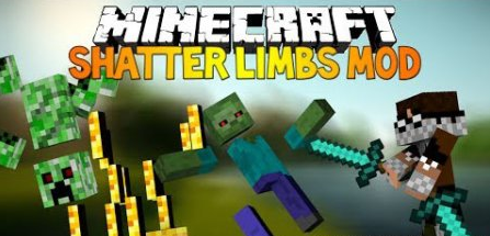 Shatter for Minecraft 1.8