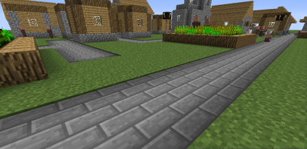 Roadblocks for Minecraft 1.8