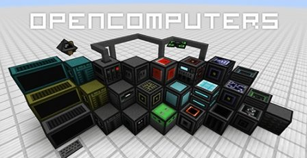 OpenComputers for Minecraft 1.8