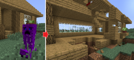 More Creepers Mod for Minecraft 1.7.9