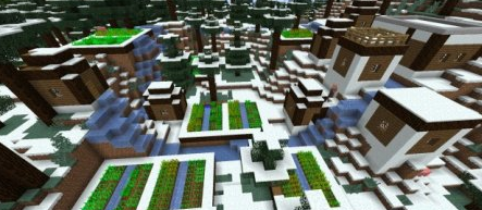 Mo' Villages for Minecraft 1.7.9