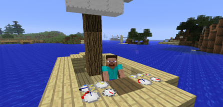 ArchimedesShips for Minecraft 1.7.9