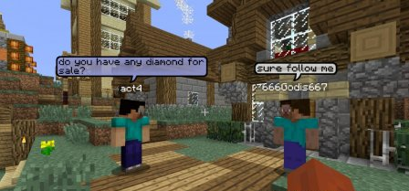 Chat Bubbles for Minecraft 1.7.9