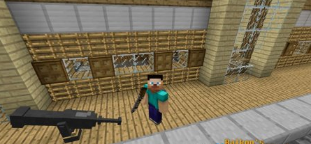 Balkon's Weapon for Minecraft 1.7.9