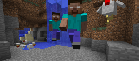 Herobrine Mod for Minecraft 1.7.9