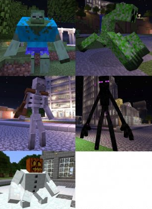 Mutant Creatures Mod for Minecraft 1.7.9