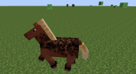 Better Horses for Minecraft 1.7.9