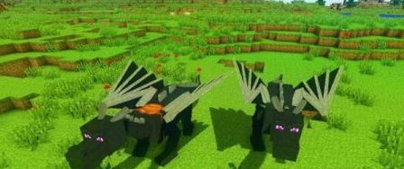 Dragon Mounts for Minecraft 1.7.9