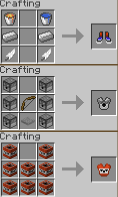 Special Armor for Minecraft 1.7.2