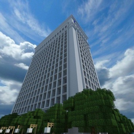 Map Buildings for Minecraft